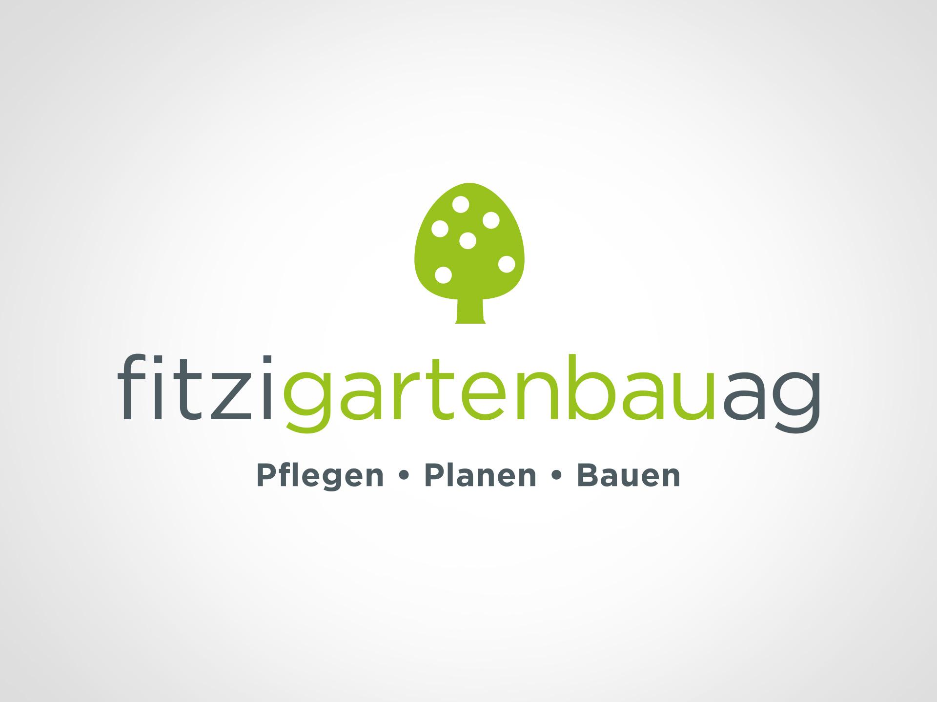 SM Graphic Design Referenzen Webdesign Logo Illustration Fitz Gartenbau